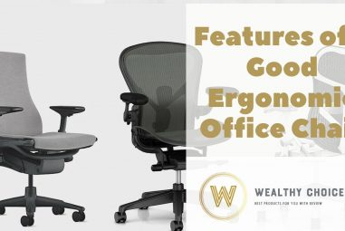 Features of a Good Ergonomic Office Chair